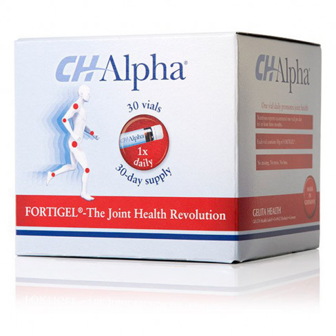 Ch alpha vials 30db