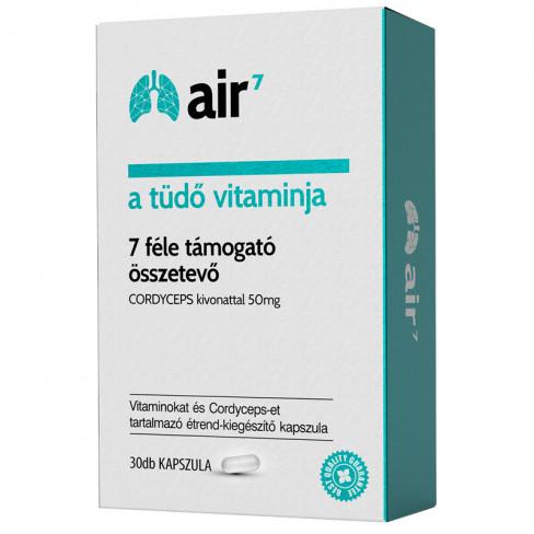 Air7 kapszula - a tüdő vitaminja 30db
